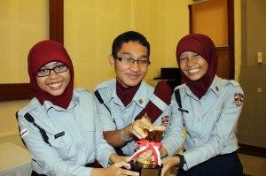 SMA Sampoerna Academy Bogor, Juara II debat KOMBI Wilayah Jawa Barat.